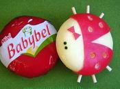Decorar quesitos minibabybel