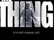 Póster oficial precuela 'The Thing' ('La cosa') John Carpenter