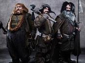 personajes Hobbit': Bombur, Bofur Bifur