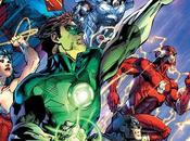 NUEVO UNIVERSO Justice League Diego Comic 2011