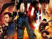 Nuevo póster alternativo Capitán América: Primer Vengador