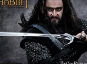 Foto Richard Armitage como Thorin Oakenshield Hobbit'