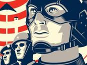 'Capitán América' diseño autor