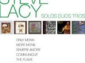 Steve Lacy: Solos Duos Trios. Complete Remastered Recordings Black Saint Soul Note (Cam Jazz, 2011)