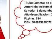 txoko Blocion: Cometas cielo, Khaled Hosseini
