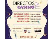 Ciclo Directos Casino Elda 2020, Cartel