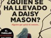Reseña ¿Quién llevo Daisy Mason? Cara Hunter
