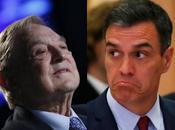 Pedro Sánchez Josep Borrell Reunidos Jorge Soros.