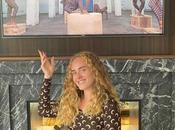 Adele posa maquillaje para apoyar Beyoncé
