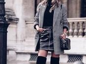 Outfit Falda Negra Para Fiesta