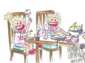¡Desayuno familia!