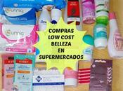 Compras cost belleza Supermercados