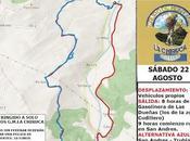 Sábado agosto ruta cascadas guanga
