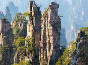 Parque Forestal Nacional Zhangjiajie, Hunan (China)