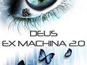(Reseña) Deus Machina Mara Oliver