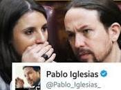 "Pablo Iglesias Bebe Propio ""Jarabe Democrático""..."