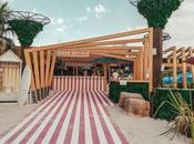 Bambuku beach club tropical para planes familia ibiza