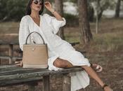 vestido blanco perfecto zara+haul nueva temporada otoño invierno