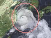 """Península Corea Alerta Máxima tifón """"Bavi"""""""