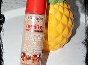 Base healthy serum bourjois: perfecta para pieles secas.