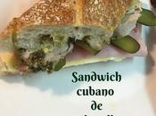 Sandwich Cubano Solomillo Cerdo