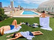 Apartamentos Pierre Vacances Madrid piscina alturas