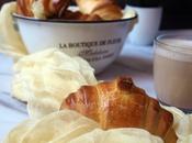 Croissant brioche mascarpone