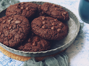 Cookies chocolate huevo