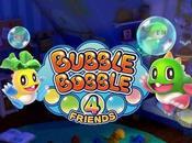 Bubble Bobble dragones burbujas próximamente también PlayStation