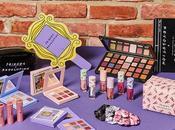 Nueva colección maquillaje Friends Makeup Revolution