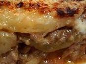 Moussaka lactosa gluten