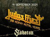 Judas Priest organiza propio festival