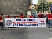 Chile: Protesta interrumpe Piñera anuncio reactivación total Metro Santiago