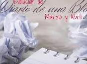 Evolución Novela Marzo Abril ¿Cómo escribió?