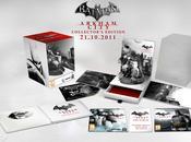 Anunciada edición coleccionista Batman: Arkham City.