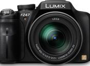 Panasonic presenta Lumix FZ47, control manual grabación vídeo