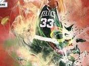 Larry Bird portada 2K12