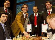 XXXIX SPARKASSEN DORTMUND; (Kramnik lider)