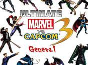 Capcom confirma Ultimate Marvel