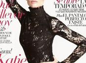 Katie Holmes irreconocible Vogue