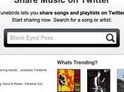 Buscar,escuchar compartir música Twitter
