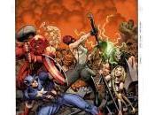 Marvel presenta 'Battle Scars'