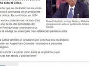 Mauricio Macri, protegido mediático