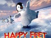Poster segundo trailer Happy Feet