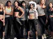 Annie Leibovitz fotografía equipo 'Make yourself' Nike