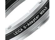 Adaptadores para Leica confirmados