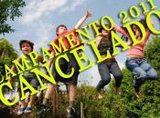 Cancelación Campamento Zitre 2011