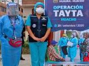 Operación tayta llegó provincia huaura…