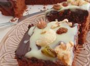 Chocolate canela traybake