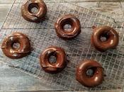 Donuts veganos doble chocolate